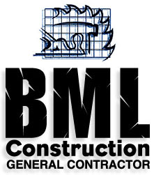 BML Construction Logo